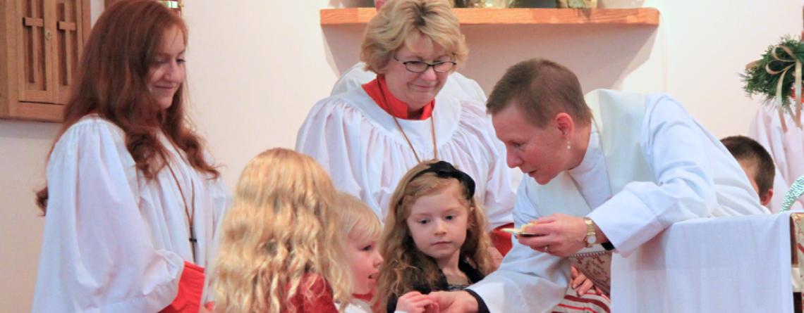 Nikki Eucharist